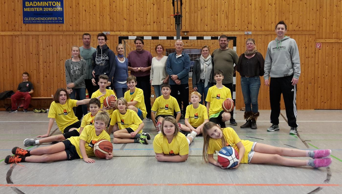 Basketball für kids