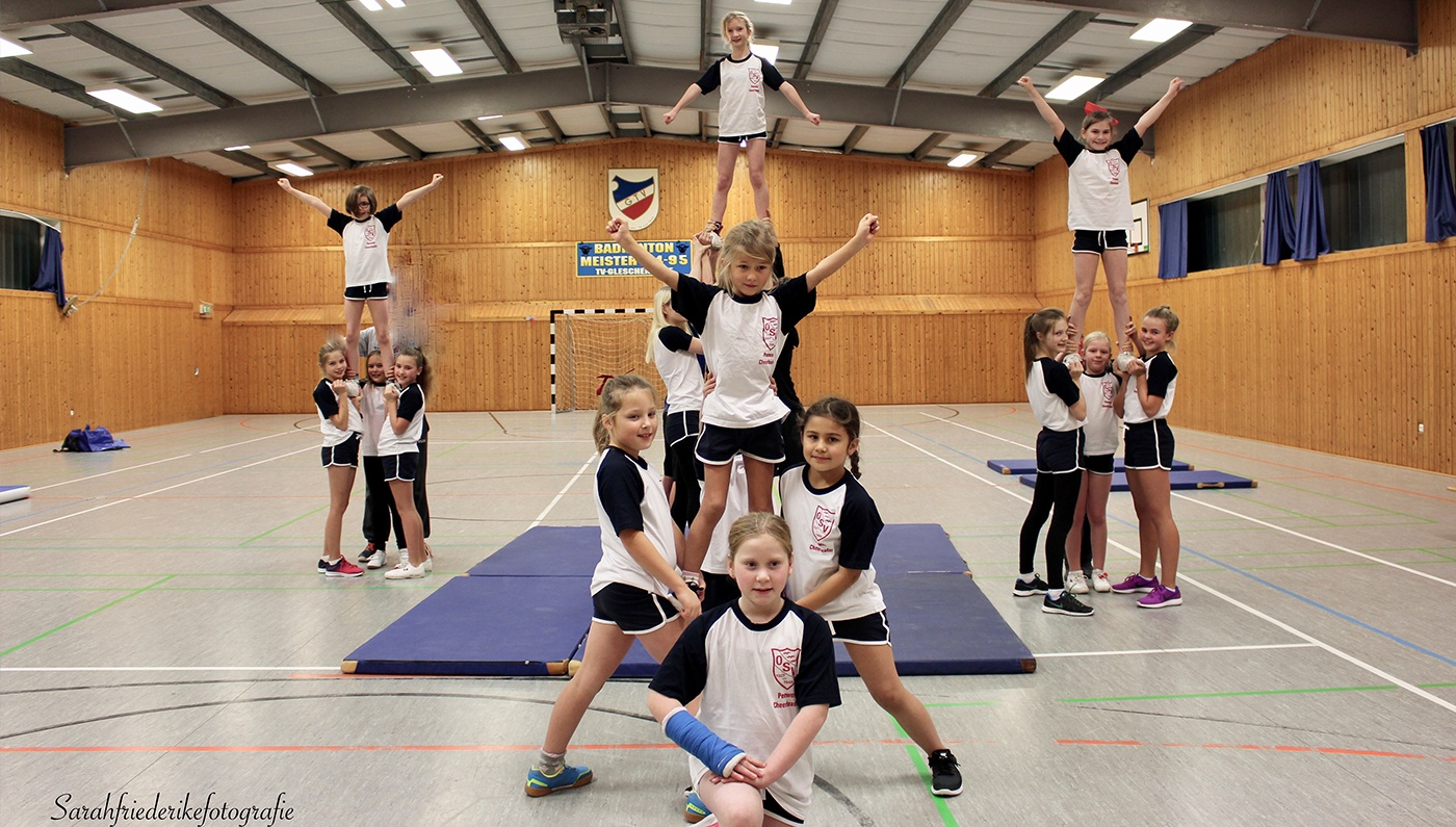 Cheerleading - Yeah!