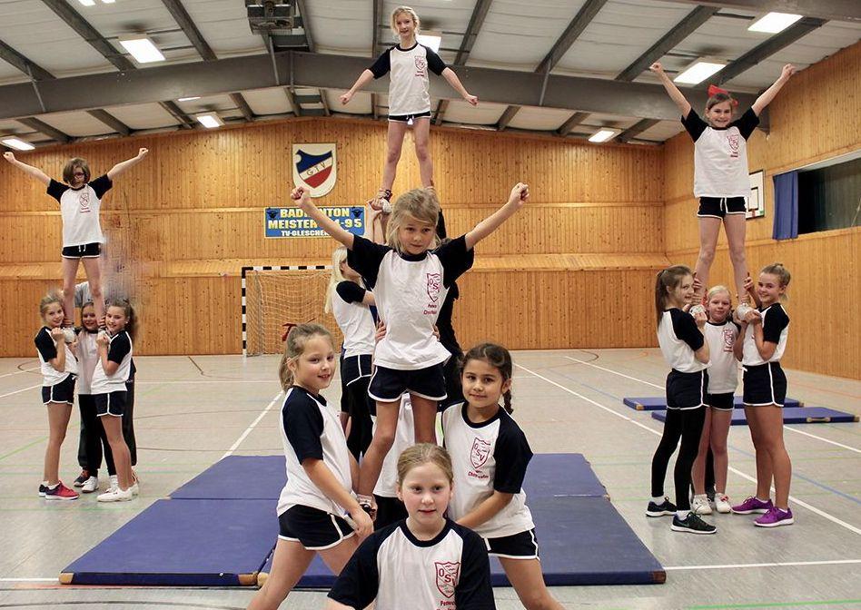 Cheerleading (Sarahfriederikefotografie)