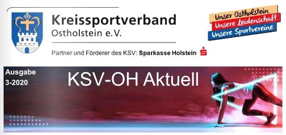 KSV-OH Aktuell – neue Ausgabe 3 von 10.2020