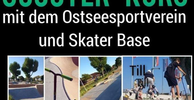 Scooter Kurs (Alle Plätze vergeben – Stand 29.07.2021) – Jetzt anmelden zum nächsten Anfängerkurs