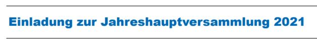 Jahreshauptversammlung des Ostseesportverein Scharbeutz e.V. am 11.11.2021